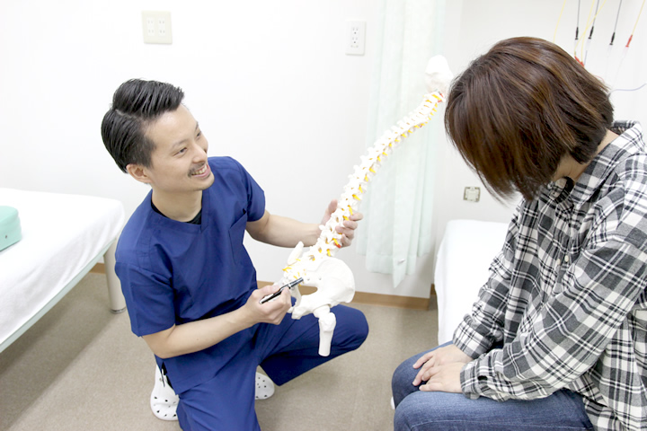 ストレートネック治療なら地域口コミNo1えだ鍼灸整骨院・整体院
