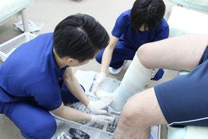 生駒市で足首の捻挫なら地域口コミNo1えだ鍼灸整骨院・整体院
