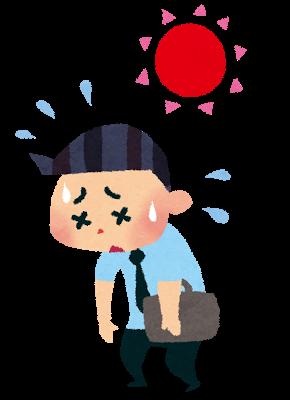 頭痛と吐き気が起きる熱中症について!奈良県生駒市えだ鍼灸整骨院・整体院