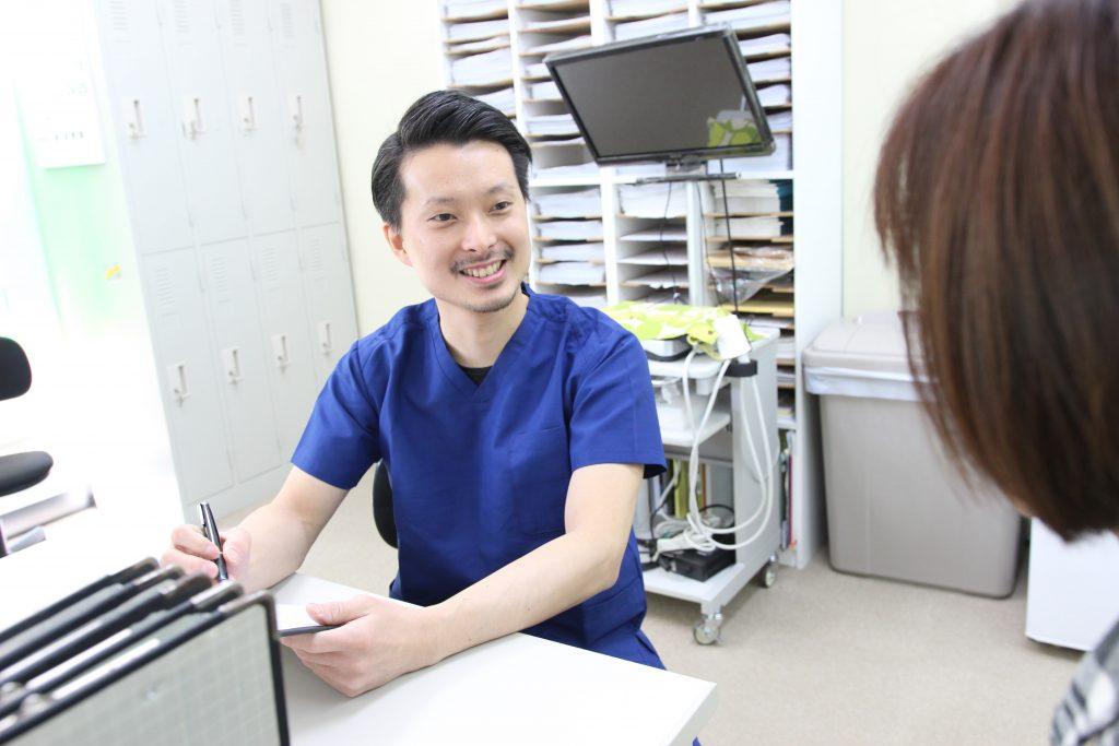 えだ鍼灸整骨院・整体院で交通事故慰謝料について無料相談を受ける