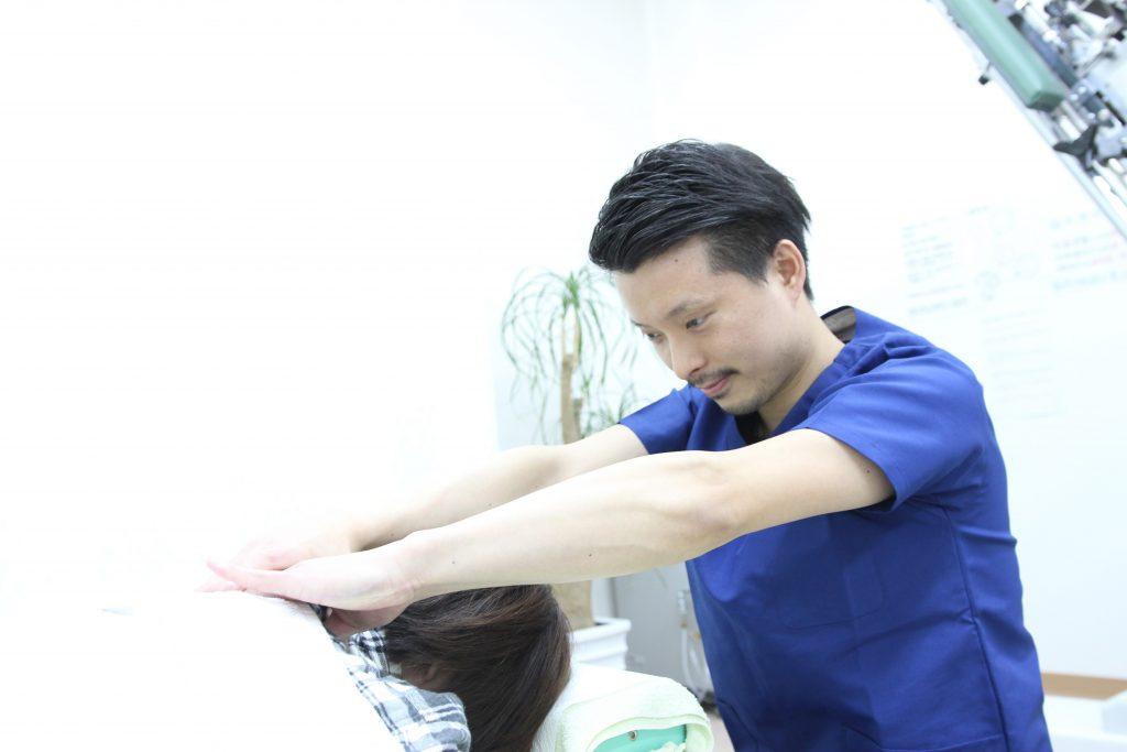 胸郭出口症候群をよくしたいなら、えだ鍼灸整骨院・整体院