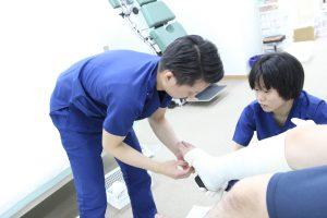 生駒市で鵞足炎治療なら地域口コミNo1えだ鍼灸整骨院・整体院
