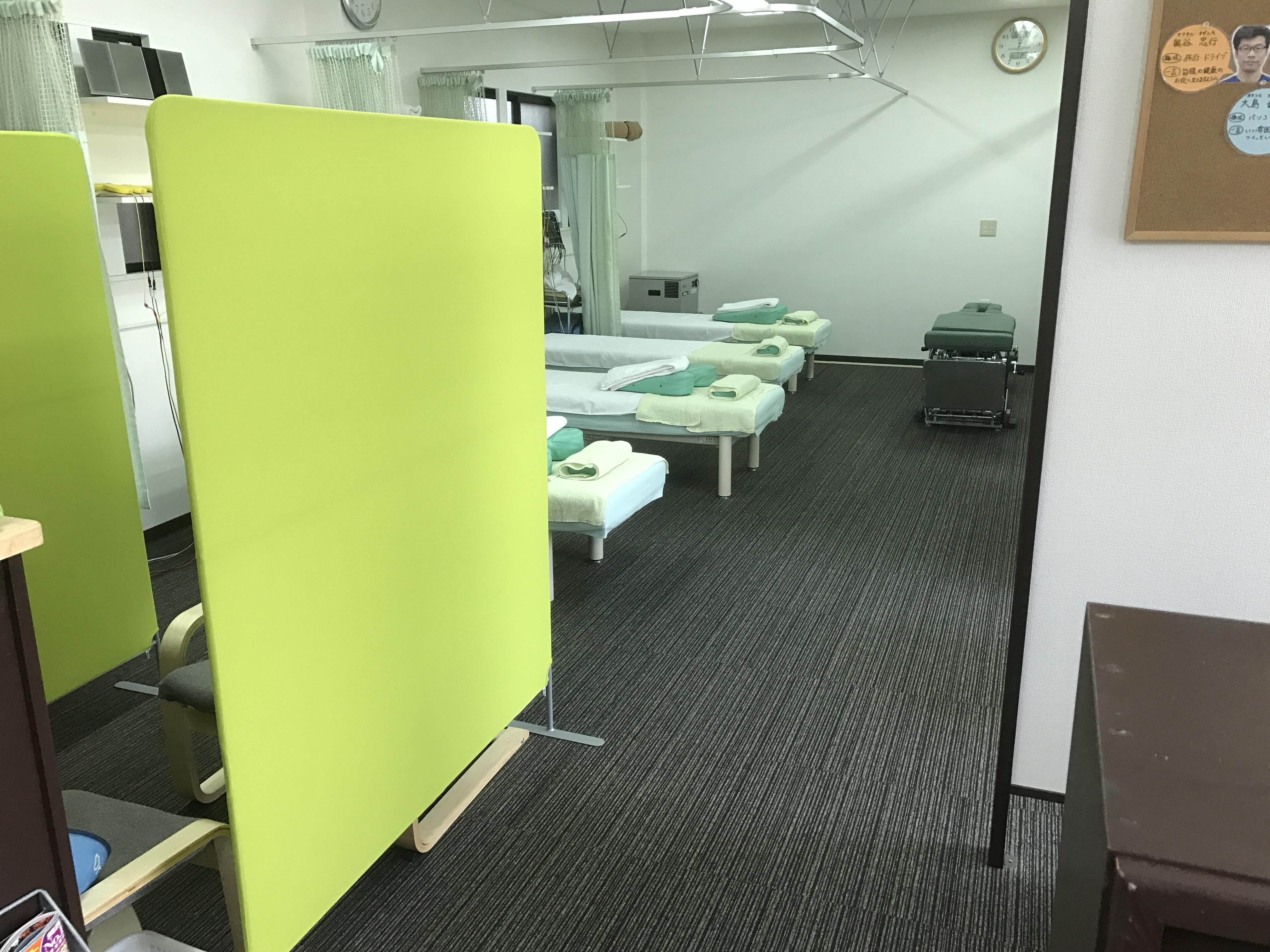交通事故によるむちうち施術は、えだ鍼灸整骨院・整体院へ