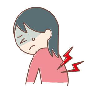背中の痛みでお困りの方は、えだ鍼灸整骨院・整体院へ