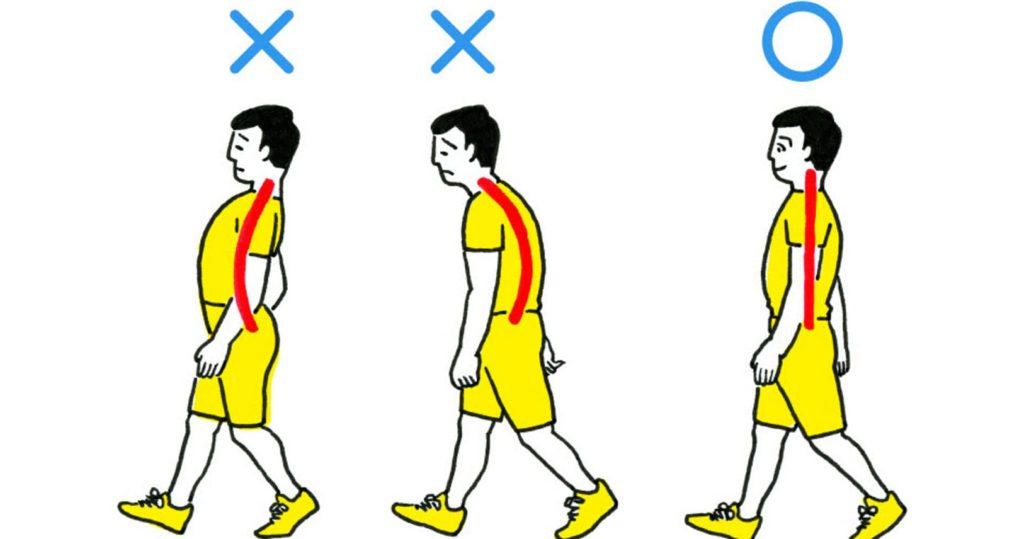 歩き方が原因で扁平足や内反小趾になる