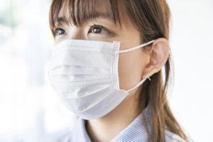 生駒市でコロナ対策をしている整骨院☆マスク