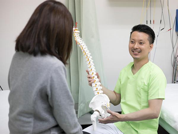 腰痛体操で取り切れない痛い時の不調は奈良県生駒市えだ鍼灸整骨院・整体院で
