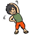 体操で肩こりを解消!奈良県生駒市えだ鍼灸整骨院・整体院
