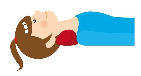 肩こりを解消枕でスッキリ!奈良県生駒市えだ鍼灸整骨院・整体院